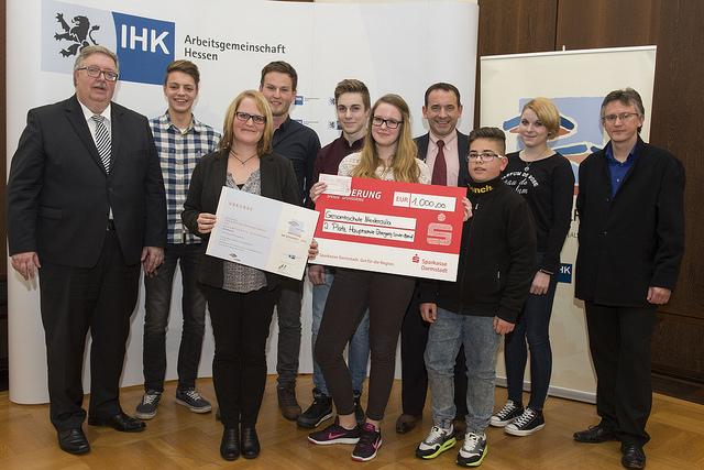IHK Schulpreis 2015